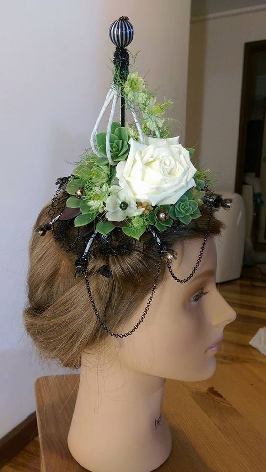 2nd Place Hair Piece