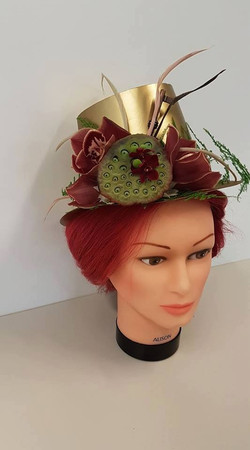 3rd Place 2017 Hair Piece