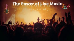 The Power of Music Missing from 2020