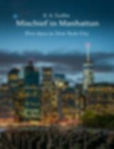 Manhattan sky line at night