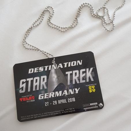 Dortmund Star Trek Convention - part 1