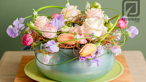 Avalanche roses table decoration
