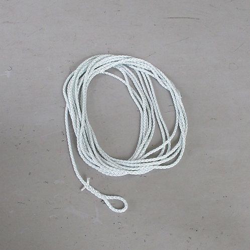 ウインチ用延線林業ロープ・ナイロンクロスロープ6mm