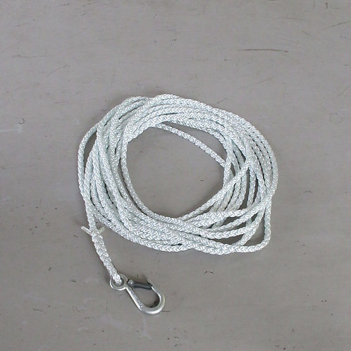 ウインチ用延線林業ロープ・ナイロンクロスロープ