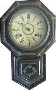 代々伝わる古時計