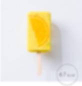 キウイフルーツ & オレンジ ぽかぽかアイスポップ