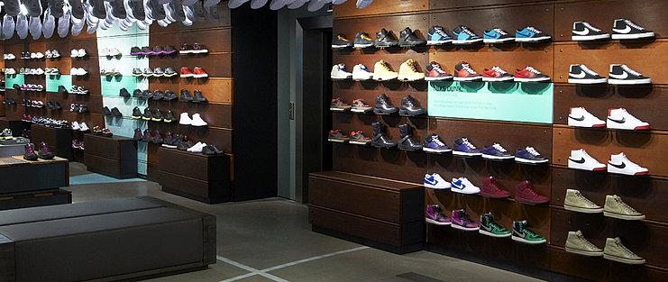 Dnc Shoe Store