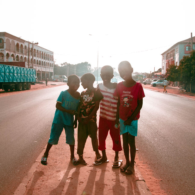 Gambian youth