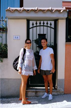 Matteo and Silvia