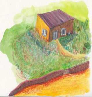 La casa en el campo