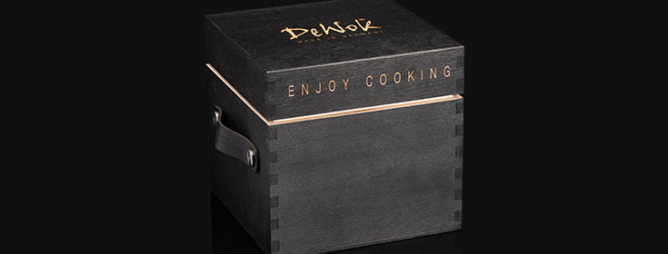 DeWok Transportbox - Single Set*
