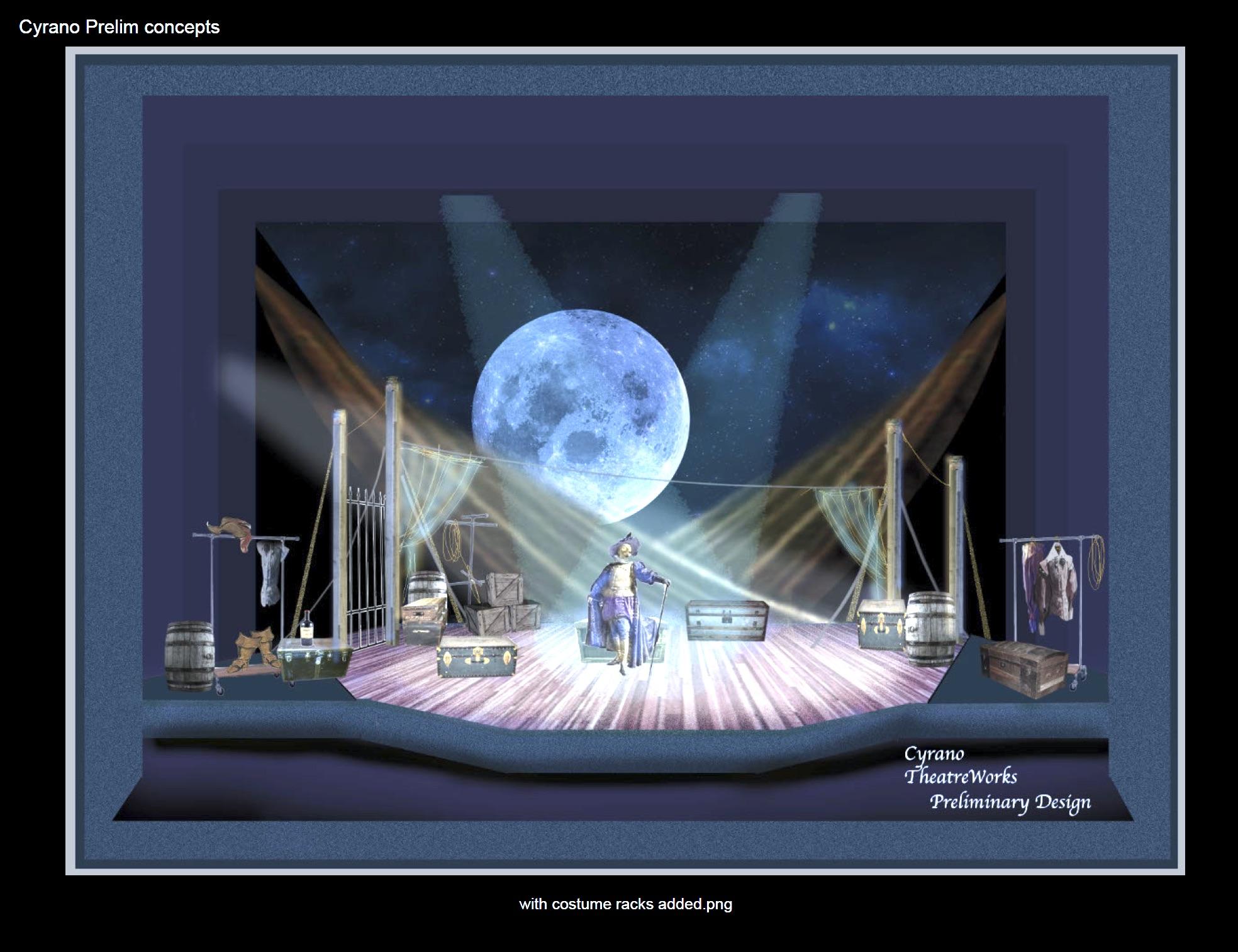 Cyrano - TheatreWorks