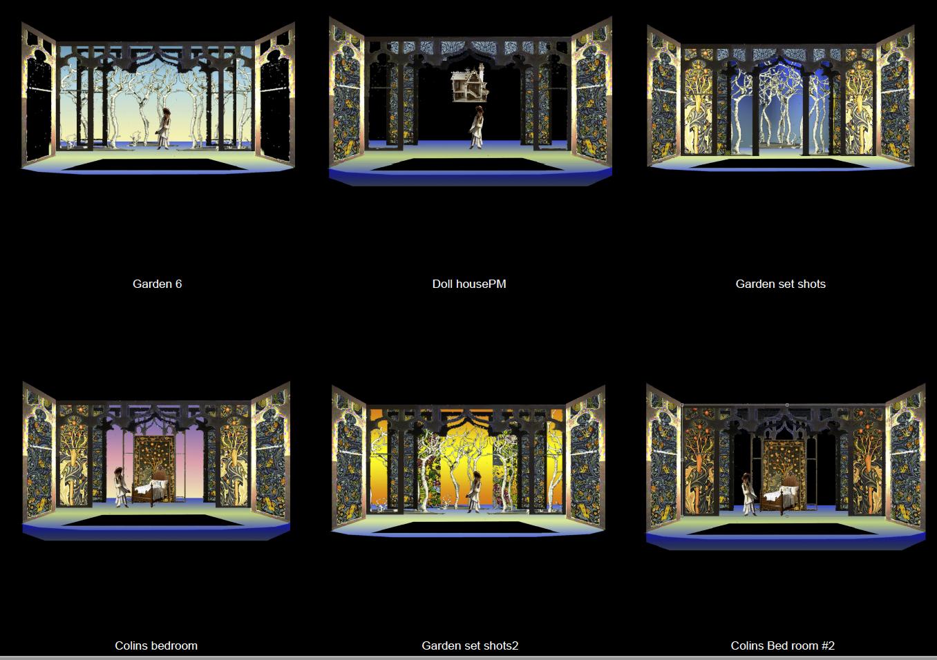 Secret Garden- TheatreWorks