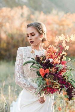 A Bridal Autumn