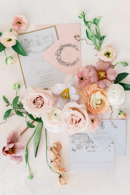 Florals: @millefleurdesign Photography: @kristinacurtis