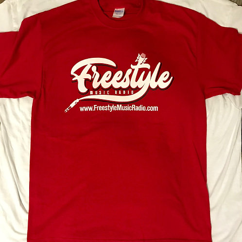 RED FMR T - SHIRTS