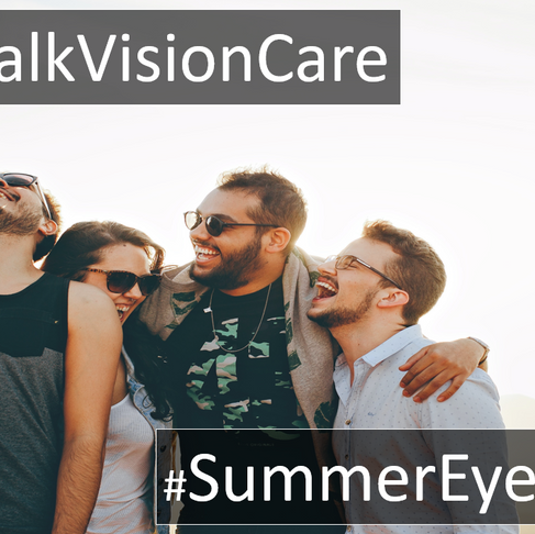 Summer is finally here! And we have all of your eye safety needs covered.