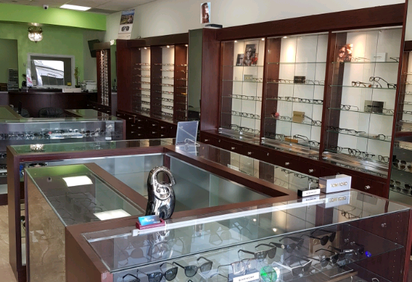 Optical practice with optometry clinic | Toronto, ON