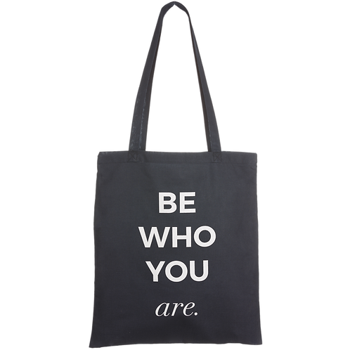 BE WHO YOU ARE - navy