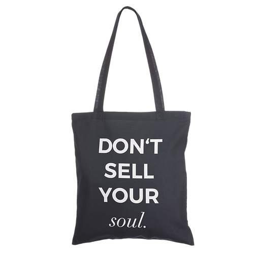 DON'T SELL YOUR SOUL - navy