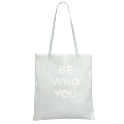BE WHO YOU ARE - mystic blue/mint