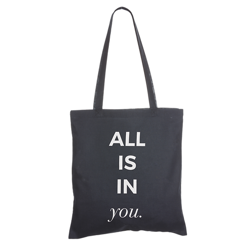 ALL IS IN YOU - navy