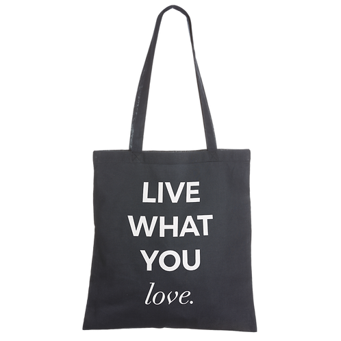 LIVE WHAT YOU LOVE - navy