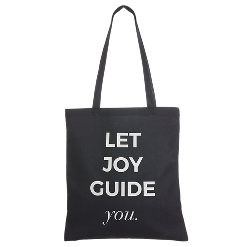 LET JOY GUIDE YOU - navy