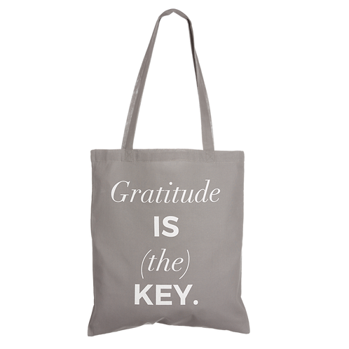GRATITUDE IS (THE) KEY - anthracite