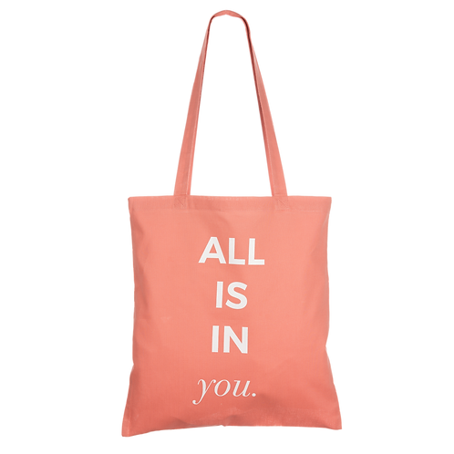 ALL IS IN YOU - coral