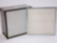 Ruggedly built pre-filters and final filters to clean the intake air before it enters your blower or compressor system. Available in a variety of media including cellulose, polyester and micro-glass.