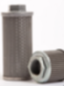 Hydraulic Element Designed for installation into suction lines of pumps for protection against larger contaminates.