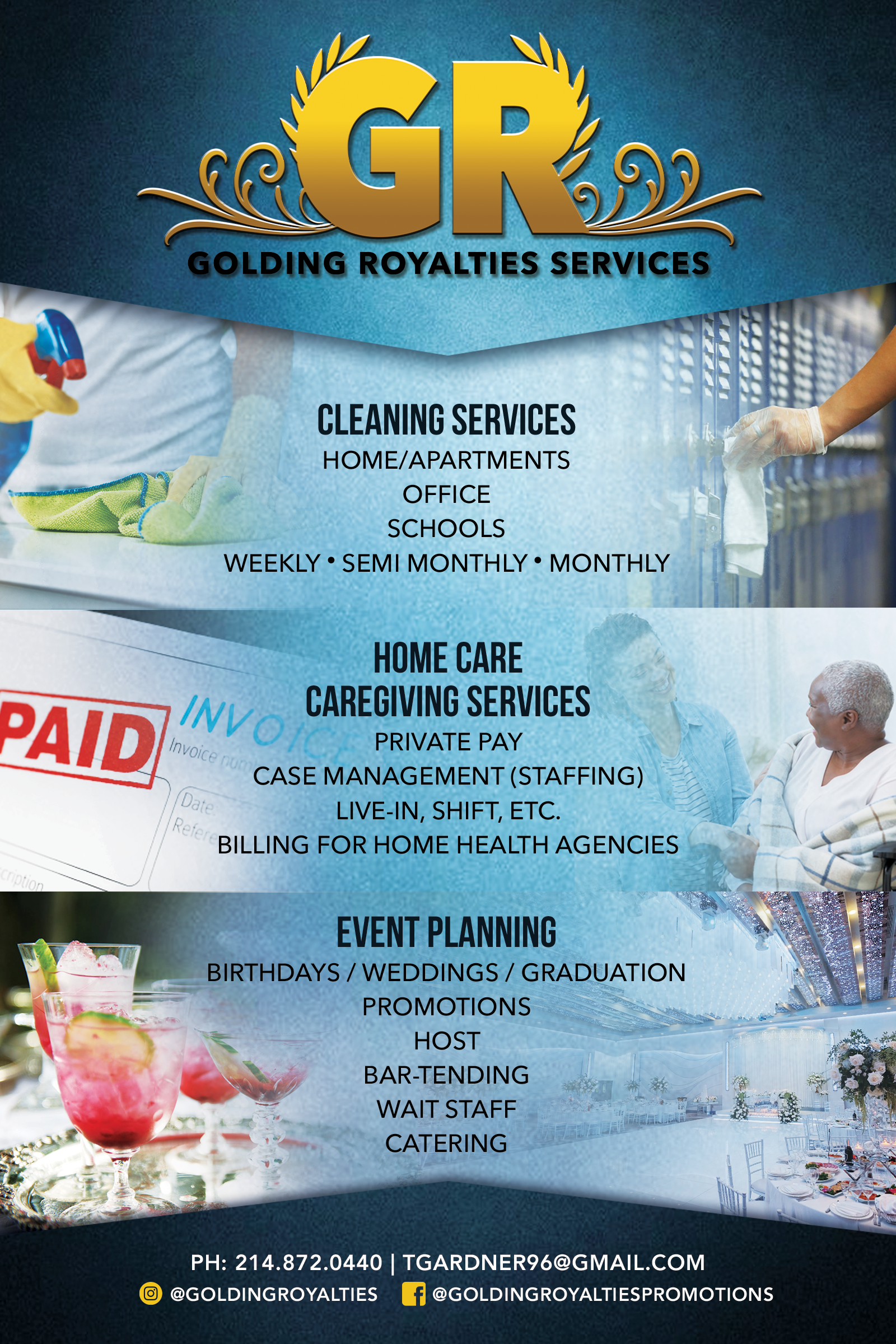 Golding-Services-Flyer