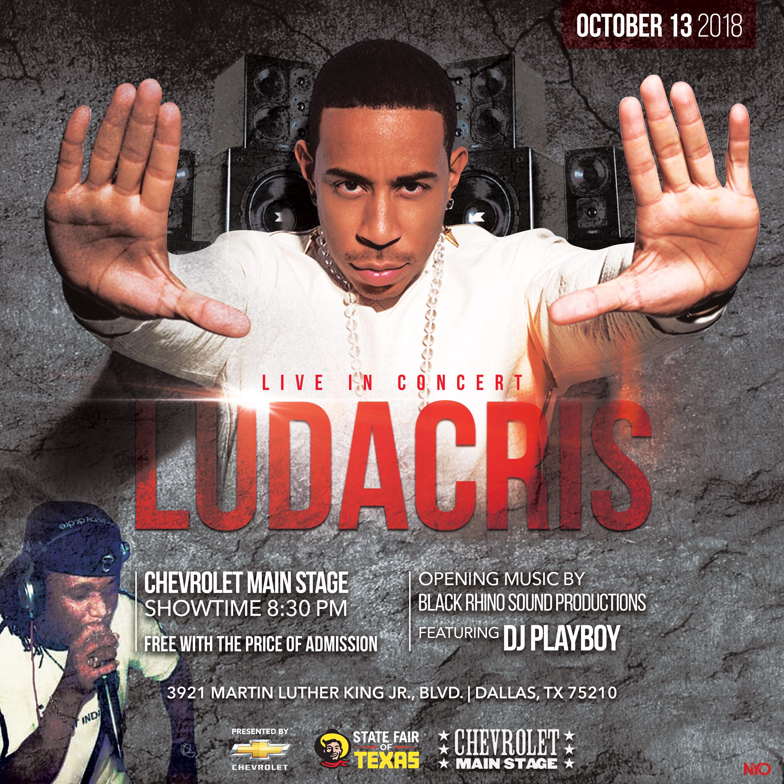 Ludacris-Concert