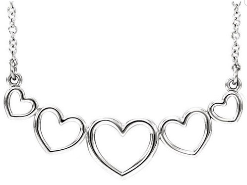 Love of Hearts Necklace