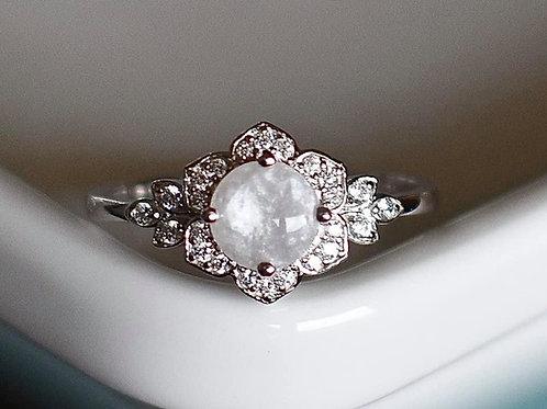 Floral Vintage Ring