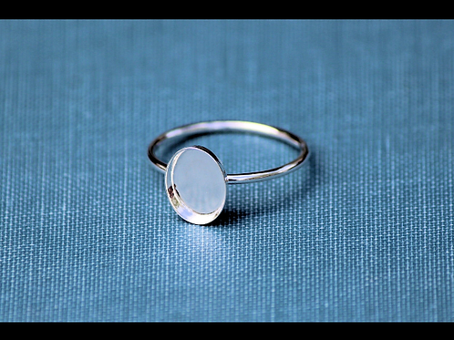 9x7mm Oval Ring