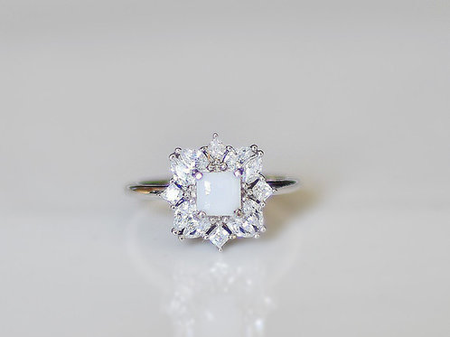 Angelica Cluster Ring