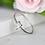 Thumbnail: Simple Minimalist Keepsake Ring