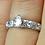 Thumbnail: Boho Pear Ring
