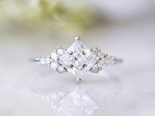 "The ""Zara"" Ring"
