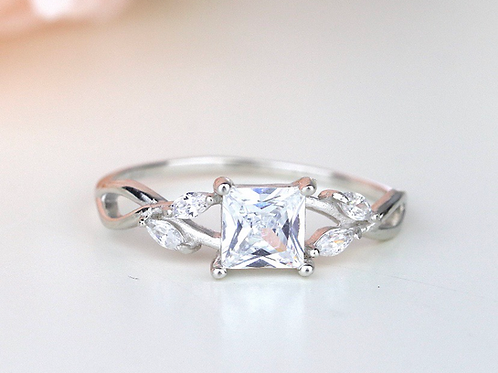 Vine Princess Ring