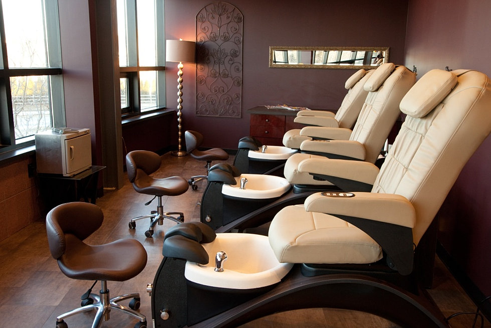 The Spa at River Ridge Dublin Ohio Hair Salon and Spa