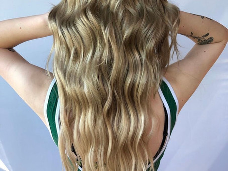 Instant Gratification with Tape-In Extensions