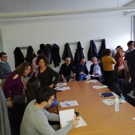 Primera Reunió del Grup d'Interès Local