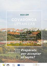 JORNADA KICK- OFF COVADONGA URBAN LAB / UCITYLABS