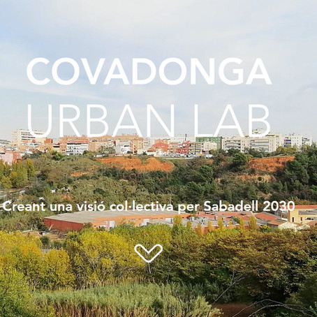 Propera Jornada - Covadonga Urban Lab (online) - 20/11/20