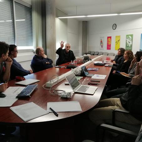 Primera Reunió de Coordinació Acadèmica