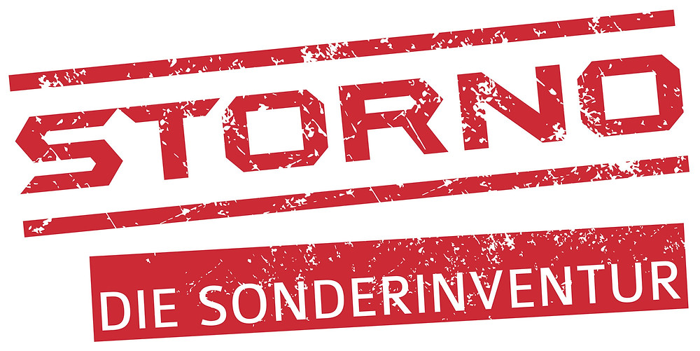 Das Logo des satirischen Trios Storno