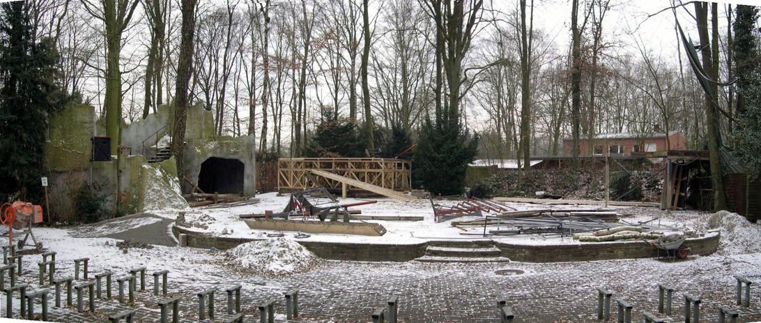 Winterbühne